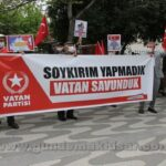 VATAN PARTİSİNDEN ABD'YE TEPKİ